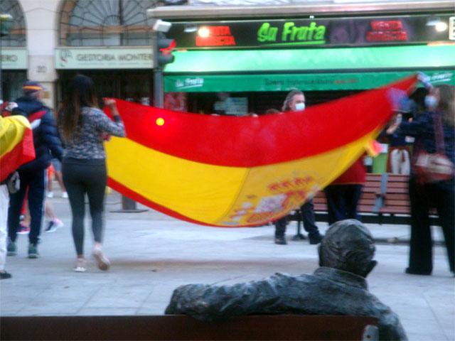 #cacerolada21h Leganés #coronavirus #covid19 Roggenkamp Bel Ice
