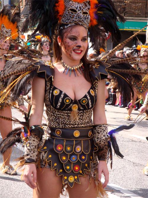 ritmo de la tribu AMPA Víctor Pradera Carnaval Leganés