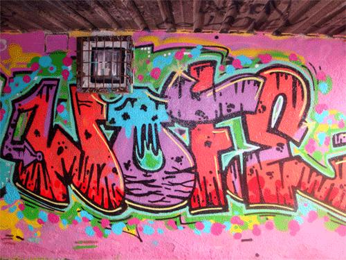 #yo_rayo wofe #graffiti #streetart